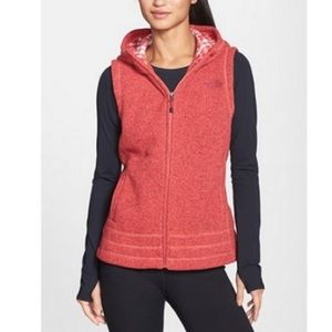 THE NORTH FACE Novelty Crescent Sweatshirt Vest XS